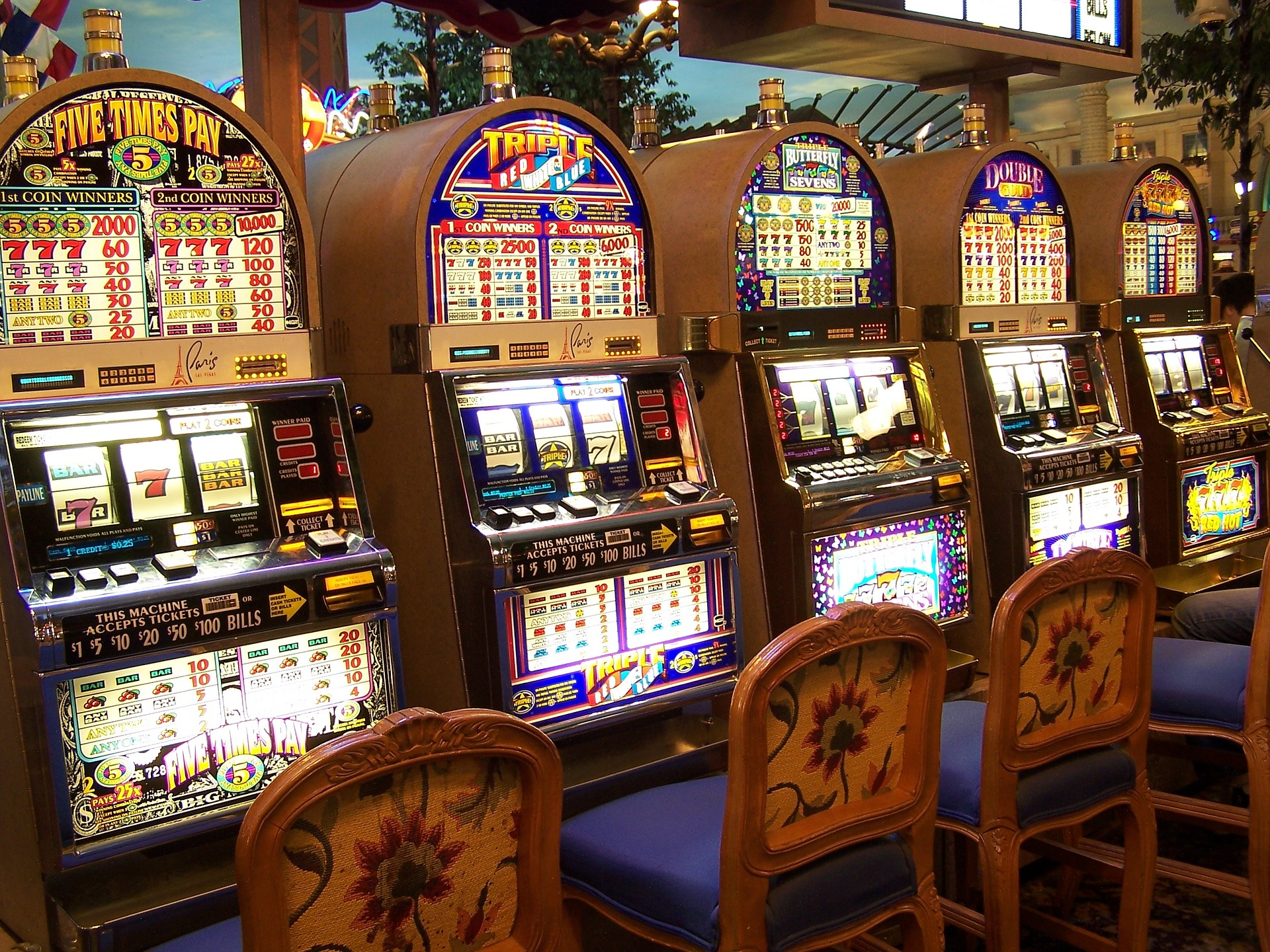 Advantages of Online Slot Games
